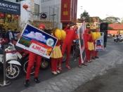 Ánh Quang Plaza mừng xuân mới 2018